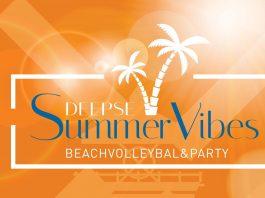 Deepse SummerVibes beachvolleybal in Diepenheim