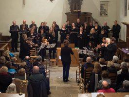 Concert Dixit Dominus (Händel) en Cantate BWV150 (J.S. Bach) in de Johanneskerk